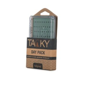 tacky day pack silicone fly box