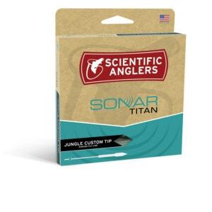 sonar titan jungle clear tip