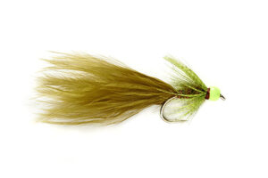 Fulling Mill Hot Head Damsel Green Fly
