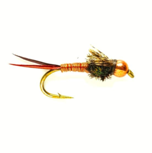 Fulling Mill Copper John Fly