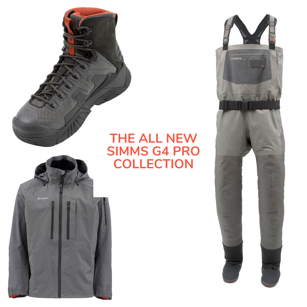 Simms G4 Pro Collection