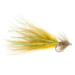 McGoo Olive Thread head