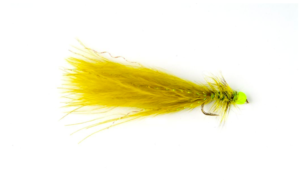 Fulling Mill Hot Taddy Olive & Green Fly