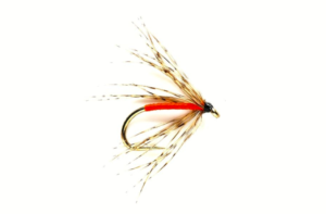 Fulling Mill Partridge and Orange #14 Fly
