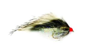 Fulling Mill SR Hot Head Straggle Zonker Fly