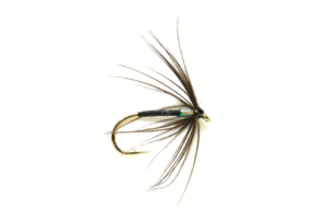 Fulling Mill Spider Pearl Hot Spot #14 Fly