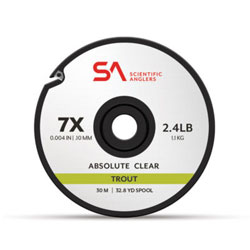 scientific angler absolute trout tippet