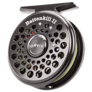 Orvis battenkill click and pawl reel