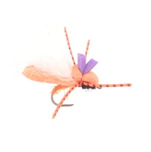 Category 3 CHurnobyl UV Orange #10 Fly