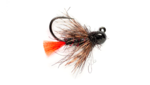 Fulling Mill KJ Flashback Red Tag Barbless Fly
