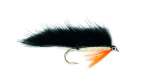 Fulling Mill Minkie Black #8 Fly