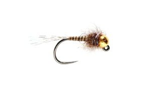 Fulling Mill Quill Jig Barbless Fly