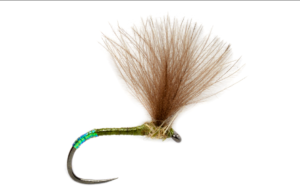 Fulling Mill Roza Pearl Butt Secret Barbless Fly