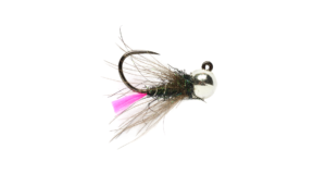 Fulling Mill Rozas Pink Tag Jig Barbless