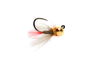 Fulling Mill Roza's Red Tag Barbless FLy
