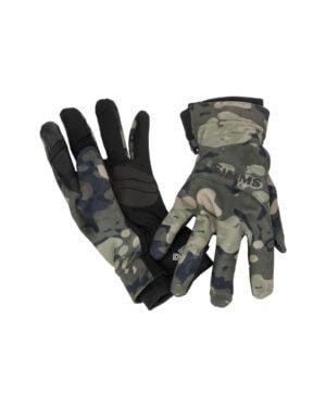 Simms Gore Infinium Flex Glove Riparian camo