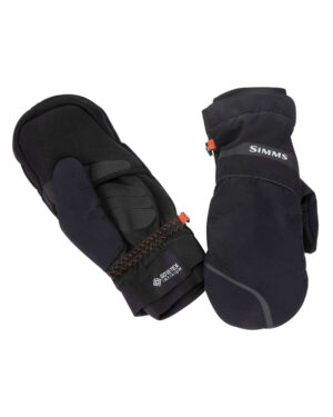 Simms gore tex exstream infinium fold over mitt black