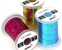 sybai Flat Tinsel 0.4 mm