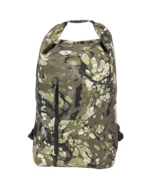 Simms dry creek simple pack riparian camo front