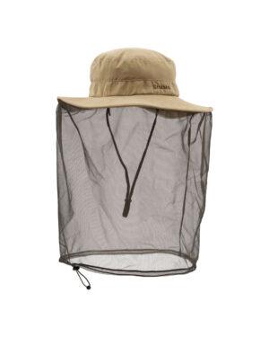 Simms Bugstopper net sombrero sand colour