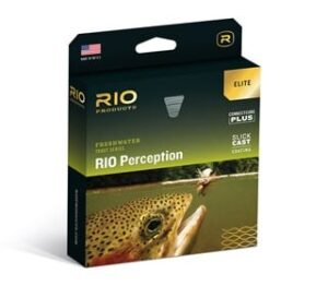 Rio Elite perception fly line