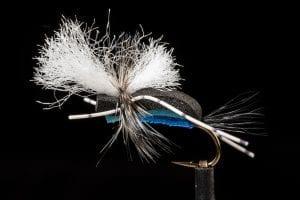 manic Hippie Stomper Blue fly