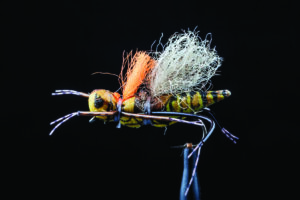 manic KK Henneberry Hopper Yellow Fly