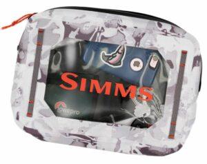 Simms cloud camo grey gear pouch