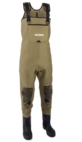 Snowbee Classic Neoprene bootfoot waders