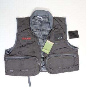 aquaz Menai fishing vest medium