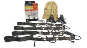Smith Creek Rod Rack contents