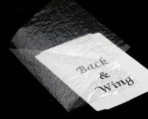 sybai Fine back & wing foil