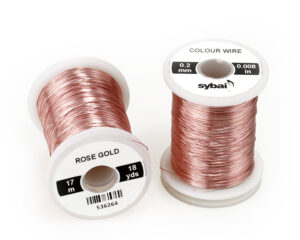 sybai colour wire rose gold