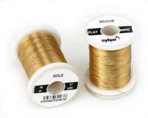 sybai flat colour medium gold