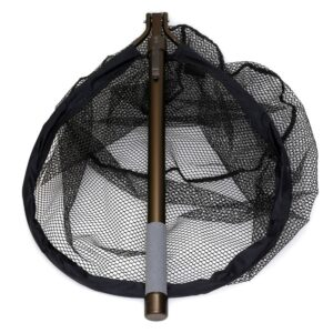 mclean angling higher auto eject telescopic net