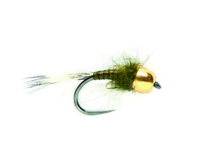 fulling mill sr skinny quill olive (nugget)