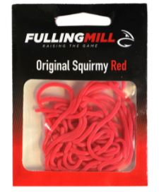 fulling mill squirmy worm red