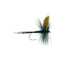 Fulling Mill black gnat fly
