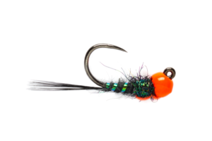 fulling mill roza coloured water barbless fly